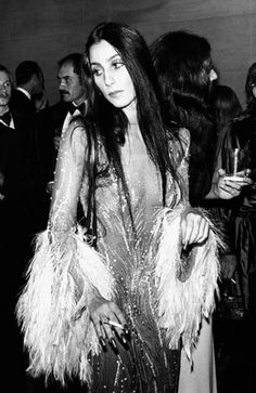 """Yes, it's a man's world, but that's all right because they're making a total mess of it. We're chipping away at their control, taking the parts we want. Some women think it's a difficult task, but it's not"" – Cher 