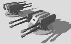The Scimitar is the standard light defense turret of the UEF. With its formidable accuracy and high caliber, it has proven to be highly effective at both anti-missile and anti-fighter roles. Full N...