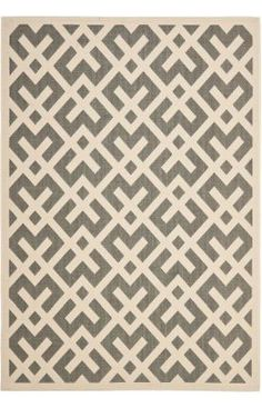 Safavieh Courtyard CY6915 Grey Rug $140 for the size I need.