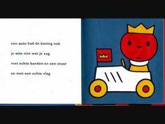 De Koning / The King (De letterlijke tekst als liedje)
