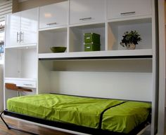 Organised Interiors | Wall beds | Brisbane