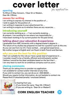 Lots of people assume that a cover letter is about you. A work application cover letter is the one most important document in your job search package when submitting an application for employment. Writing a cover letter can be a… Continue Reading → Resume Cover Letter Examples, Cover Letter For Resume, Cover Letter Tips, Cover Letter Template, Job Application Cover Letter, Cv Cover Letter Example, Application Letter For Employment, Basic Cover Letter, Nursing Cover Letter