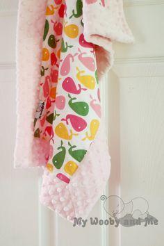 Minky Blanket So sweet. On sale this week! 30% off  http://www.lowpricefabric.com/c-239-minky.aspx