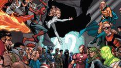 Rezension: Marvel Heroic RPG - Civil War