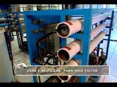 Estudante desenvolve estação de tratamento de água em casa - YouTube