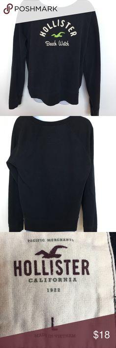 Shop Women's Hollister Blue size L Sweatshirts & Hoodies at a discounted price at Poshmark. Beach Watch, Hollister California, Hollister Tops, Fashion Design, Fashion Tips, Fashion Trends, Sweat Shirt, Navy Blue, Hoodies