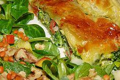Brokkoli - Blätterteig - Strudel, ein beliebtes Rezept aus der Kategorie Gemüse. Bewertungen: 79. Durchschnitt: Ø 4,5.