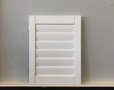 Shutters For Sale, Create Yourself, Shelves, Home Decor, Shelving, Homemade Home Decor, Shelf, Open Shelving, Decoration Home