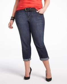 Addition Elle offers fashionable and trendy plus size women's clothing, including plus size lingerie, plus size jeans and plus size dresses. Shop online now! Addition Elle, Summer Feeling, Soho, Plus Size Fashion, Capri Pants, Jeans, Jackets, Shopping, Dresses