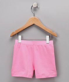 Take a look at this Pink Rhinestone Undershorts - Toddler & Girls by Sparkle Farms on #zulily today!