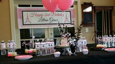 Gracie's 2nd Birthday Party