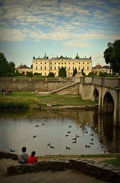 This photo from Podlaskie, East is titled 'Palace - Bialystok'. Places To Travel, Places To See, Poland Cities, Visit Poland, Poland Travel, Central Europe, Krakow, Warsaw, Countries Of The World
