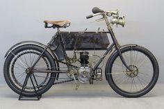 Göricke 1903   3 HP   ca. 400cc    aiv  frame
