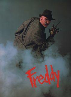 Freddy Krueger / Robert Englund