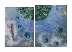 Angel Soul (Diptych)/Αγγελική ψυχή Volunteer Groups, Tree Art, Art Blog, Magic, Illustration, Artist, Photography, Painting, Design