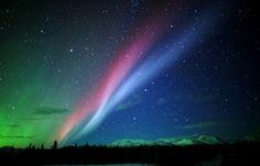 North light Alaska