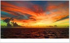 All about Maldives Beautiful, Amazing and Stunning Sunsets