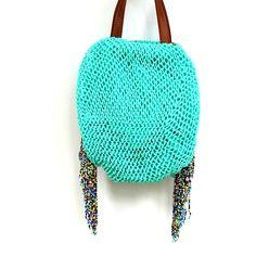 Elliot Mann, Tasche, Robinson Bag, mint multicolor