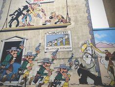 PARCOURS DE LA BD À BRUXELLES ET MUSÉE DE LA FIGURINE - Miles&Love