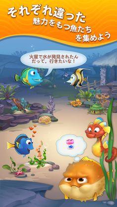 Fishdom: 深海パズル- スクリーンショット
