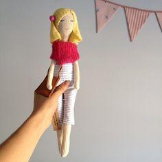 Blonde #snugglyugly #handmade #madeinbrooklyn #cashmere