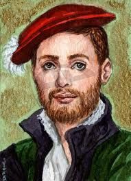 George Boleyn, Viscount Rochford, was imprisoned in the Tower on 2nd May 1536 accused of adultery and incest with his sister, Queen Anne Boleyn.  He was beheaded on Tower Hill 17th May 1536 and buried in the Chapel Royal of St Peter ad Vincula  http://www.noblesandcourtiers.org/george-boleyn.htm