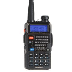 BaoFeng Plus Dual Band 400 ~ Radio + Earpiece / Battery Radios, Security Surveillance, Walkie Talkie, Band, Survival, Sash, Bands, Tape, Conveyor Belt