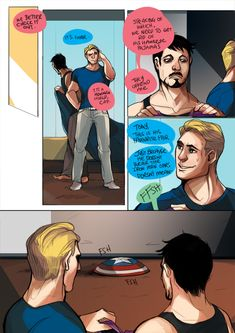 Hail Stony! — ironfries: THROWS SOME DISGUSTINGLY...