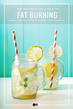 Uncovering the best fat burning detox water recipes out there!