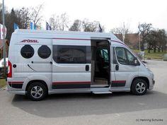 Wohnmobil kaufen Ratgeber: Kastenwagen