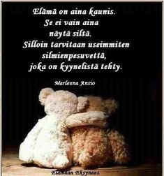 Helmiä elämäni ketjuun: Marleena Ansio; elämä ( Elämässä eksyneet facebook... Finnish Words, Infinity Love, Truth Of Life, Enjoy Your Life, Cute Love Quotes, My Heart Is Breaking, Funny Texts, Motivational Quotes, Life Quotes