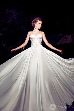 Wedding dress 2013 Nurit Hen