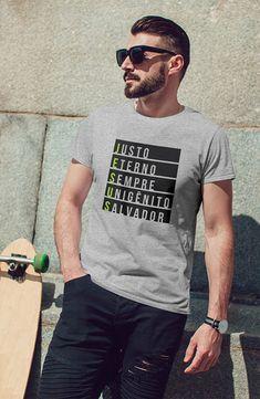 Christian Clothing, Christian Shirts, Shirt Print Design, Shirt Designs, T Shirt Factory, T Shirts Canada, Mens Fashion Sweaters, T Shorts, Henley Shirts