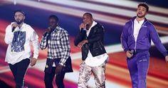 X Factor winners Rak-Su are heading for a Top 5 debut with Dimelo Rak Su, Celebs, Boys, Celebrities, Baby Boys, Celebrity, Senior Boys, Sons, Guys