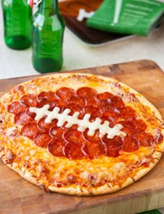 Super Bowl Sunday Ideas and Recipes -
