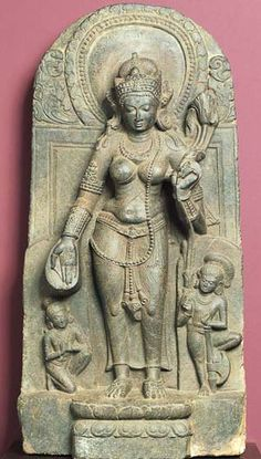 Tara, late 9th century India: Bihar, 801–900 Schist Norton Simon Art Foundation