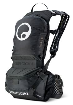 BE1 Enduro Protect spine-protector backpack by RTI Sports.