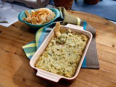 Get Marcela Valladolid's Poblano Artichoke Dip Recipe from Food Network