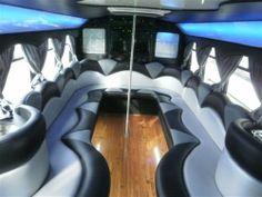 Houston Limo Bus