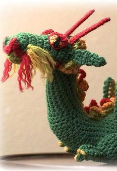 I don't know that I'd make him in these colors; might be fun to do one a la Temeraire.