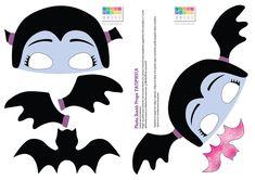 Mascara, antifaz de Vampirina