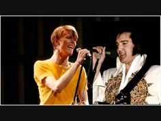 David Bowie   Elvis Presley - Golden Years.mp4