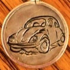 "DAVID ""COALBURN"" RAYMOND LOVE TOKEN - VW BUG - NO DATE BUFFALO NICKEL Hobo Nickel, Pocket Watch, Bugs, Coins, Carving, Vw, Buffalo, David, Rooms"
