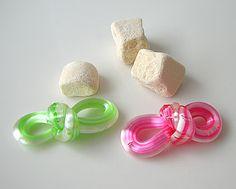 落雁 有平糖 - Japanese candies