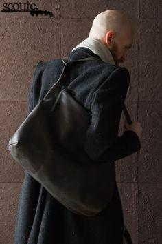 Devoa FW12 - great bag - mens fasion