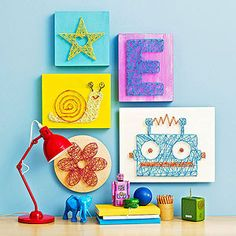 Adorable String Art Crafts