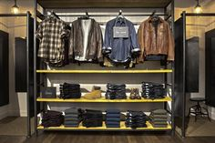 Industrie store by Popstore, London » Retail Design Blog