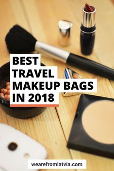 Are you looking for a new makeup bag? If the answer is yes, then check out this guide, and I'll help you to find the best travel makeup bag for your needs! Road Trip Packing, Packing List For Travel, Packing Tips, Travel Advice, Travel Info, Travel Stuff, Cheap Travel, Budget Travel, Travel Gadgets