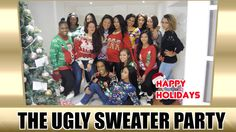 #christmas  THE UGLY SWEATER PARTY!! [#22 - SEASON 7]