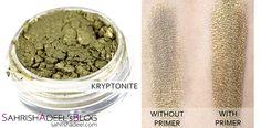Makeup Geek Pigments - Review
